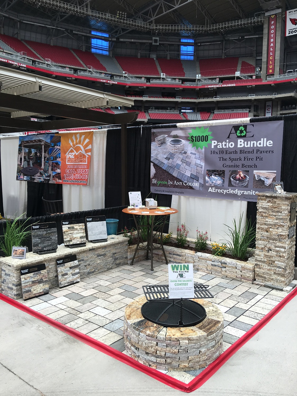 Best Pavers at the Home Show