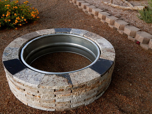 AE Recycled Granite Bonfire Kit
