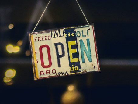 Open up to open-mindedness