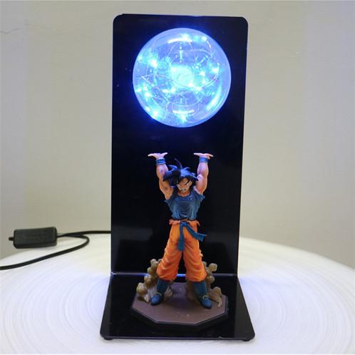 Original Dragon Ball Lamp. Height: 30cm. Source Of Light: 1x E27 LED 6W