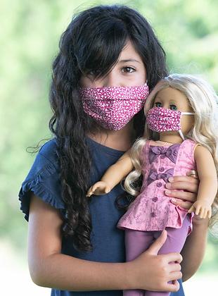 Handmade Happiness (doll mask set)