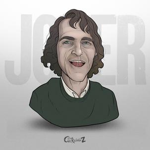 "Arthur Fleck, ""JOKER"""
