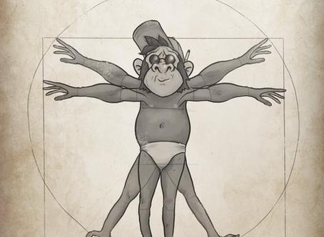 Ya disponible! ¡Doctor Lístez: El brillante Esteban Bonobo, sale del nido!