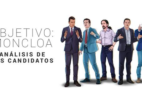 """Proyecto para RTVE """"Operación: Moncloa"""""""