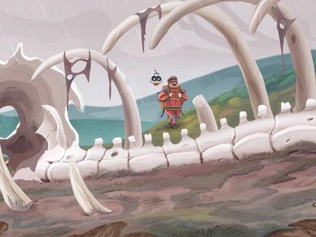 Nuevo #background enfocado a concept art para cine de animación