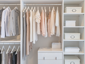 Bedroom and Closet Organizing Denver