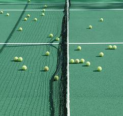 Pratica di tennis