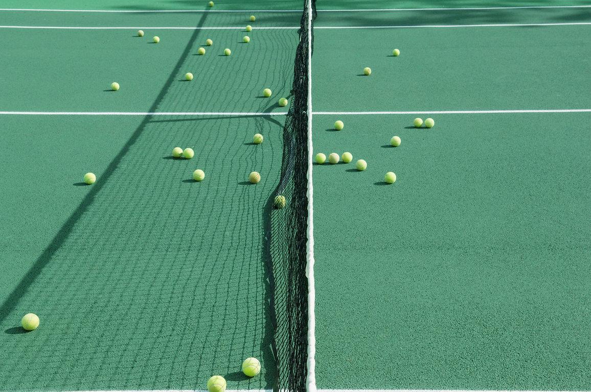 Praktyka tenisowa