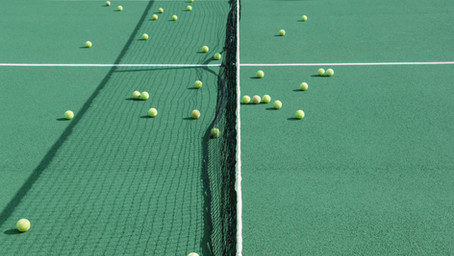 COURT HIRE, EQUIPMENT AND COACHING