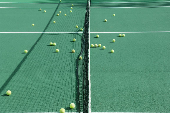 Tennis Practice