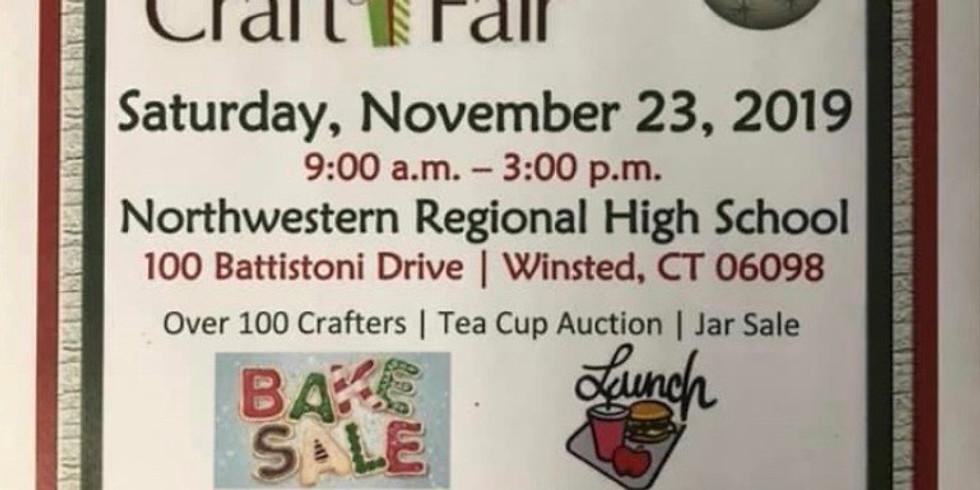 Northwestern Regional Craft Fair November 23