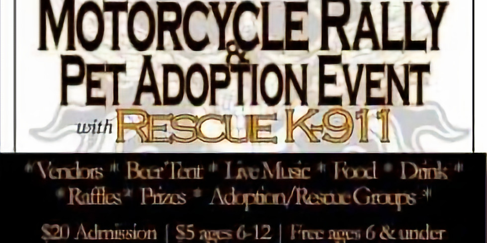 Bikers Against Animal Cruelty Motorcycle Rally and Adoption event