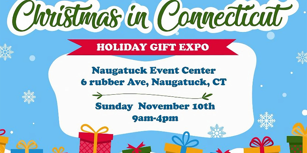 Christmas in Connecticut - A Holiday Gift Expo