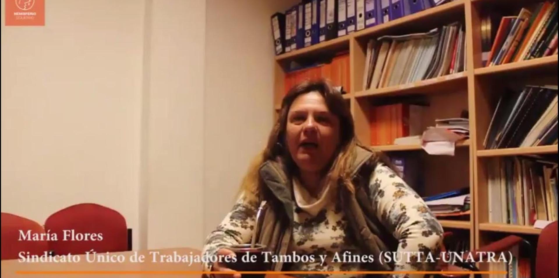 Entrevista sindicatos rurales de Uruguay