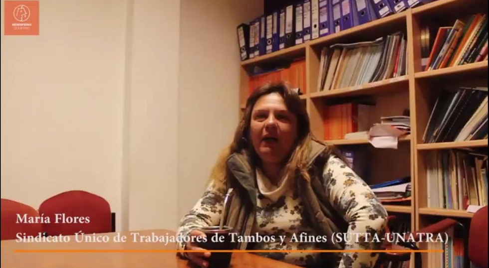 Entrevista sindicatos rurales de Uruguay