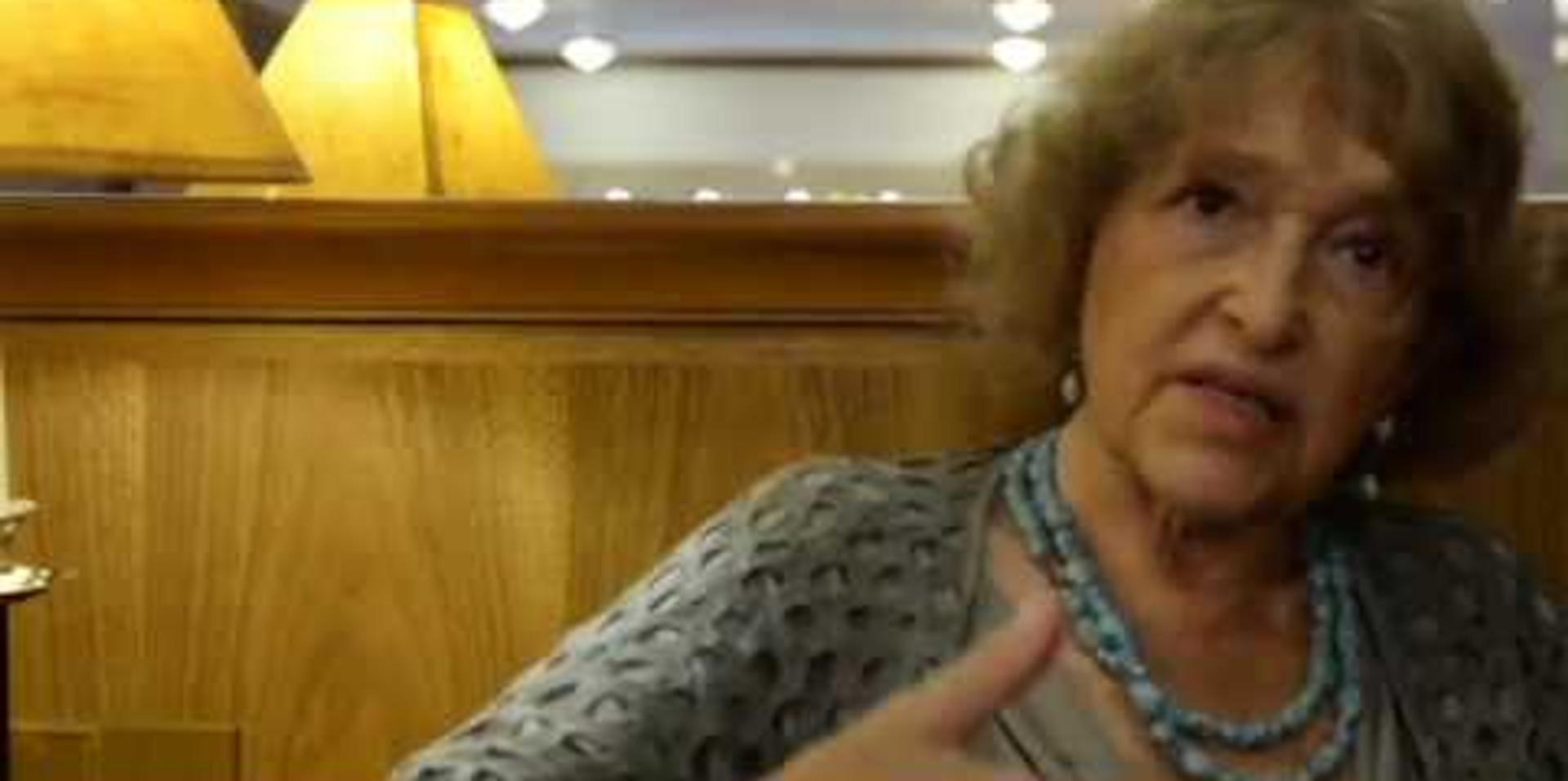 Entrevista a la pedagoga argentina Adriana Puiggrós