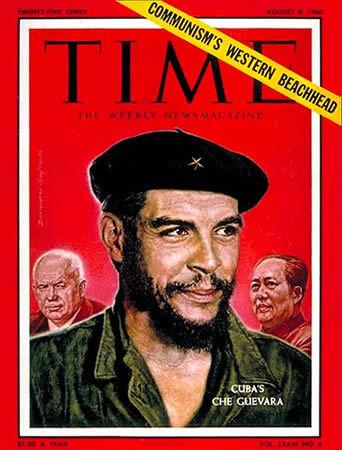 """El Che, """"cerebro"""" de la revolución"""