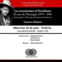 """Entrevista a Gustavo Melazzi a propósito de su libro """"Las transiciones al socialismo. El caso d"""
