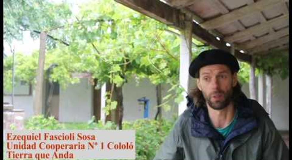 """""""El campo como escuela"""" con Ezequiel Fascioli Sosa"""
