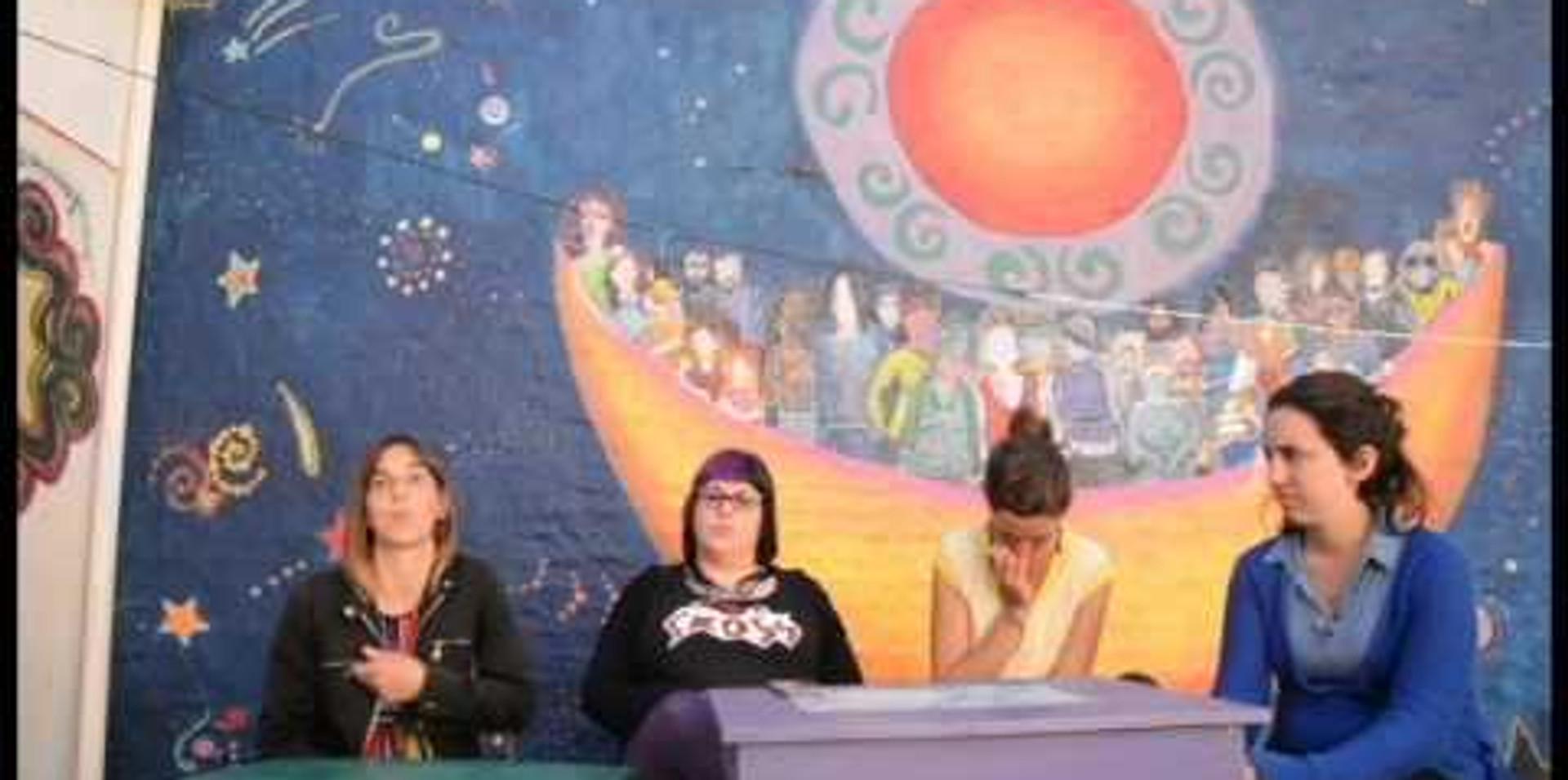 """Entrevista con la Colectiva Feminista """"Las de Abajo"""" (Colonia del Sacramento)"""