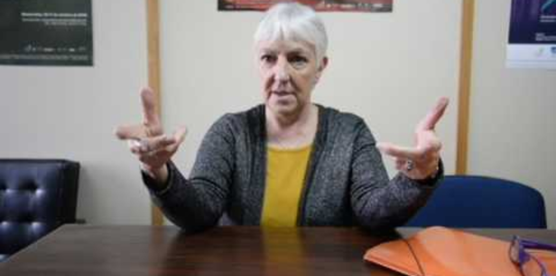 Entrevista con María Luisa Femenías