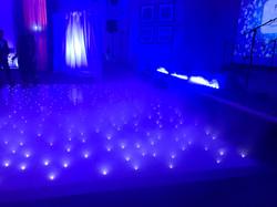 Dry Ice and Dance Floor