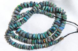 Lightning Ridge Opal Beads