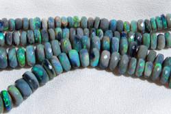 Black Opal Beads