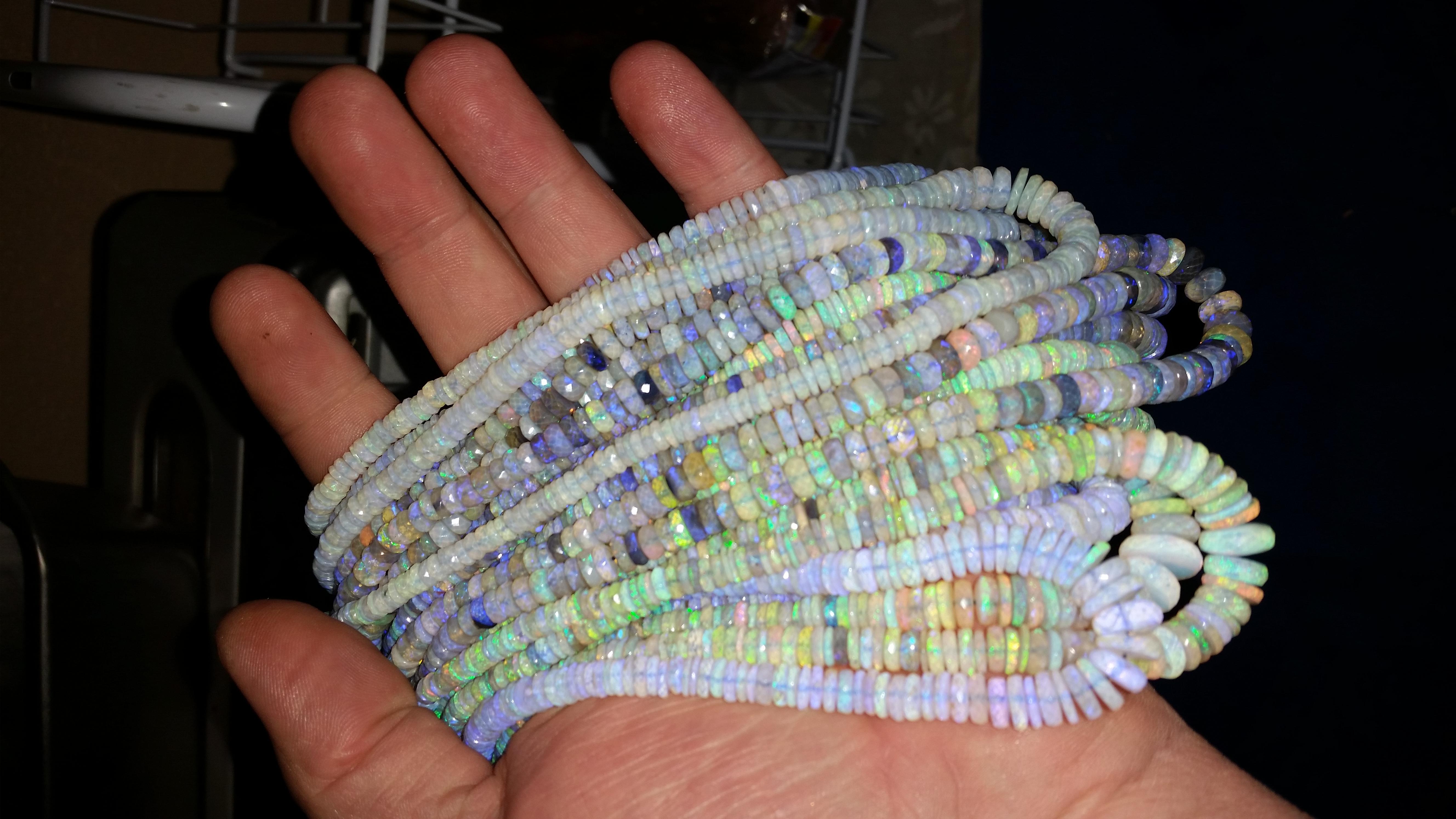 Crystal Beads Opal Australia