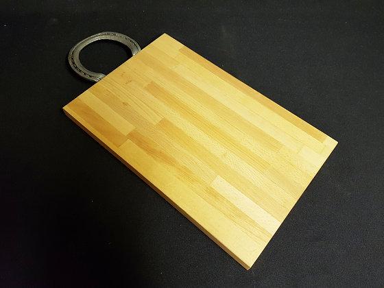 Horseshoe Chopping/Serving Board