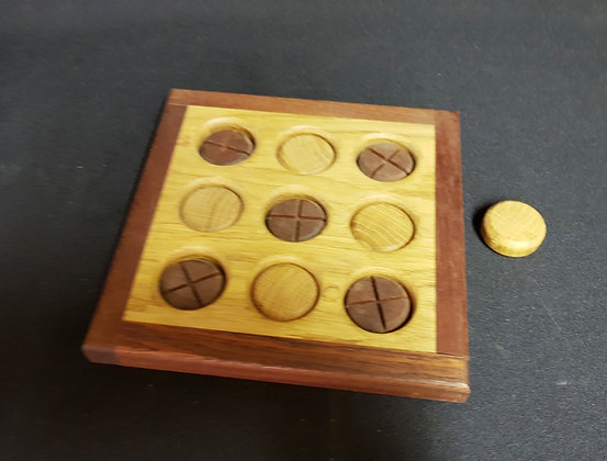 Noughts and Crosses/Tic-Tac-Toe