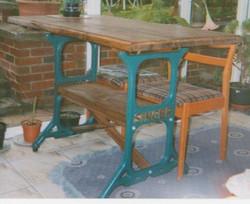 TABLE WITH CAST LEGS.jpg