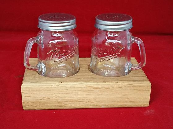 Salt & Pepper - Glass