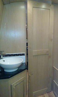 BATHROOM DIVIDER DOOR & CUPBOARD - OAK.jpg