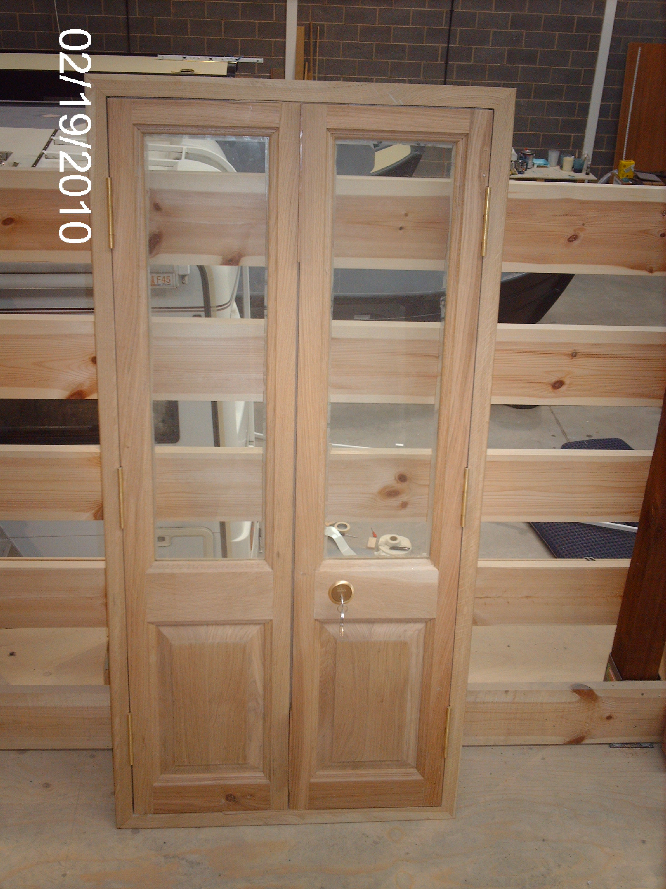 EXTERIOR DOORS - UNTREATED - OAK.JPG