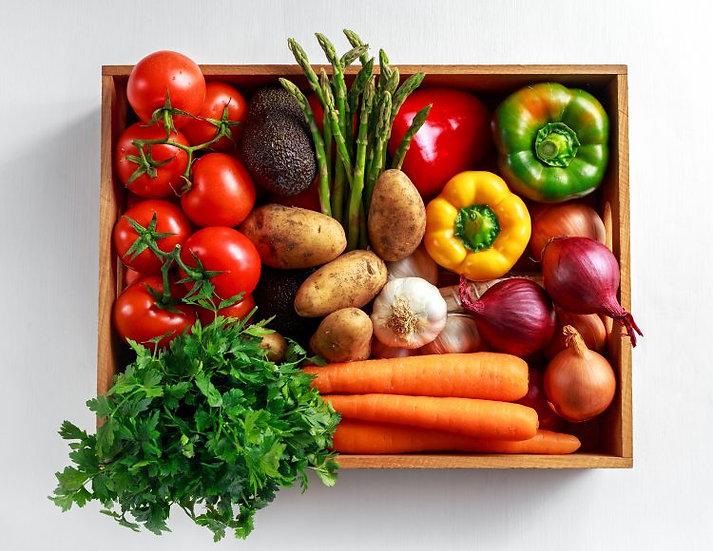 Seasonal Vegetables (GF)
