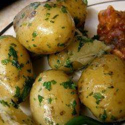 Parsley New Potatoes (GF)