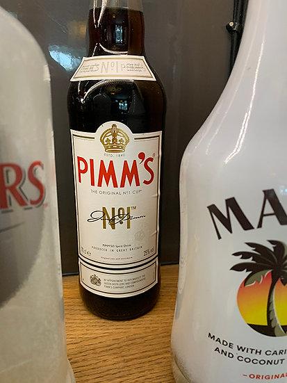 Pimms and Lemonade