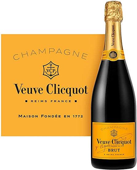 Veuve Clicquot Brut, Reims, France