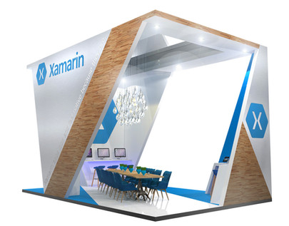 Concept ontwerp Xamarin