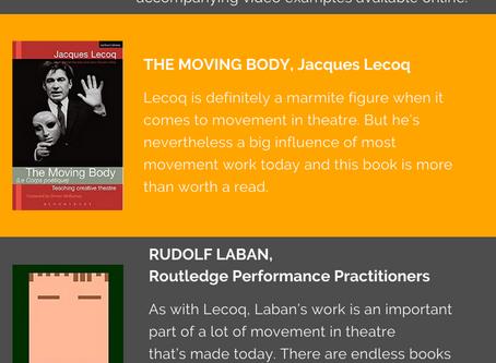 Books On Movement