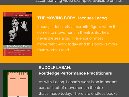 Books On Movement