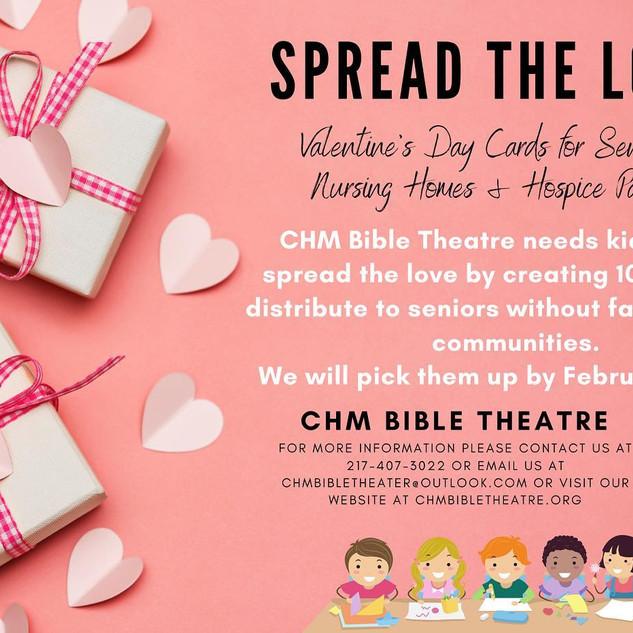 Valentines Day Event 2021