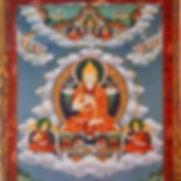 Image de Lama Tsongkhapa