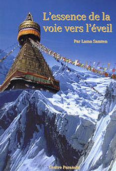 Livre: L'essence de la voie vers l'éveil de Lama Samtem