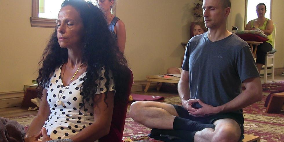 Atelier d'introduction  Apprendre à méditer
