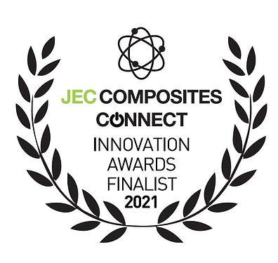 JEC Innovation AWare Finalist 2021 image