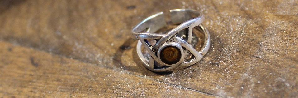 Keltische ring reparatie