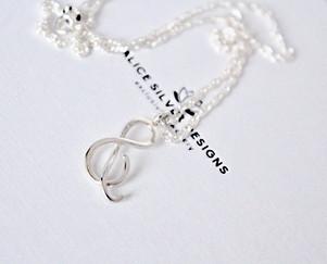 Alice Silver Designs sterling silver pen