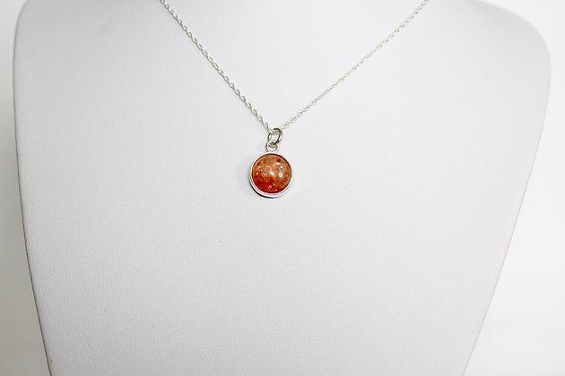 Oregon Sunstone pendant